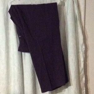 Denim - Fashion Forward Purple Jeans